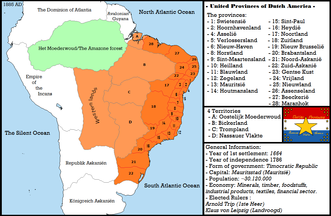 Dutch Brazil Map Thread VIII Page 28 Alternate History Discussion