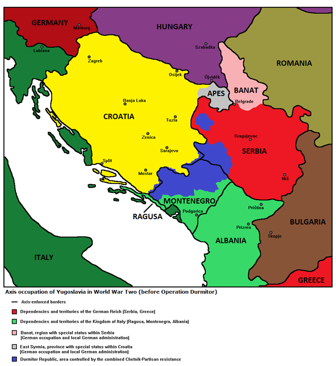 The Promise of a Clean Regime | An Independent State of Croatia TL