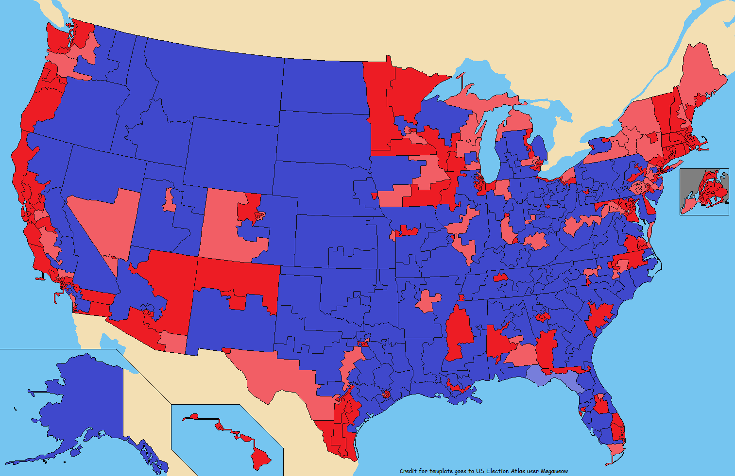 Alternate Electoral Maps Page Alternate History Discussion - Us election 2016 electoral map