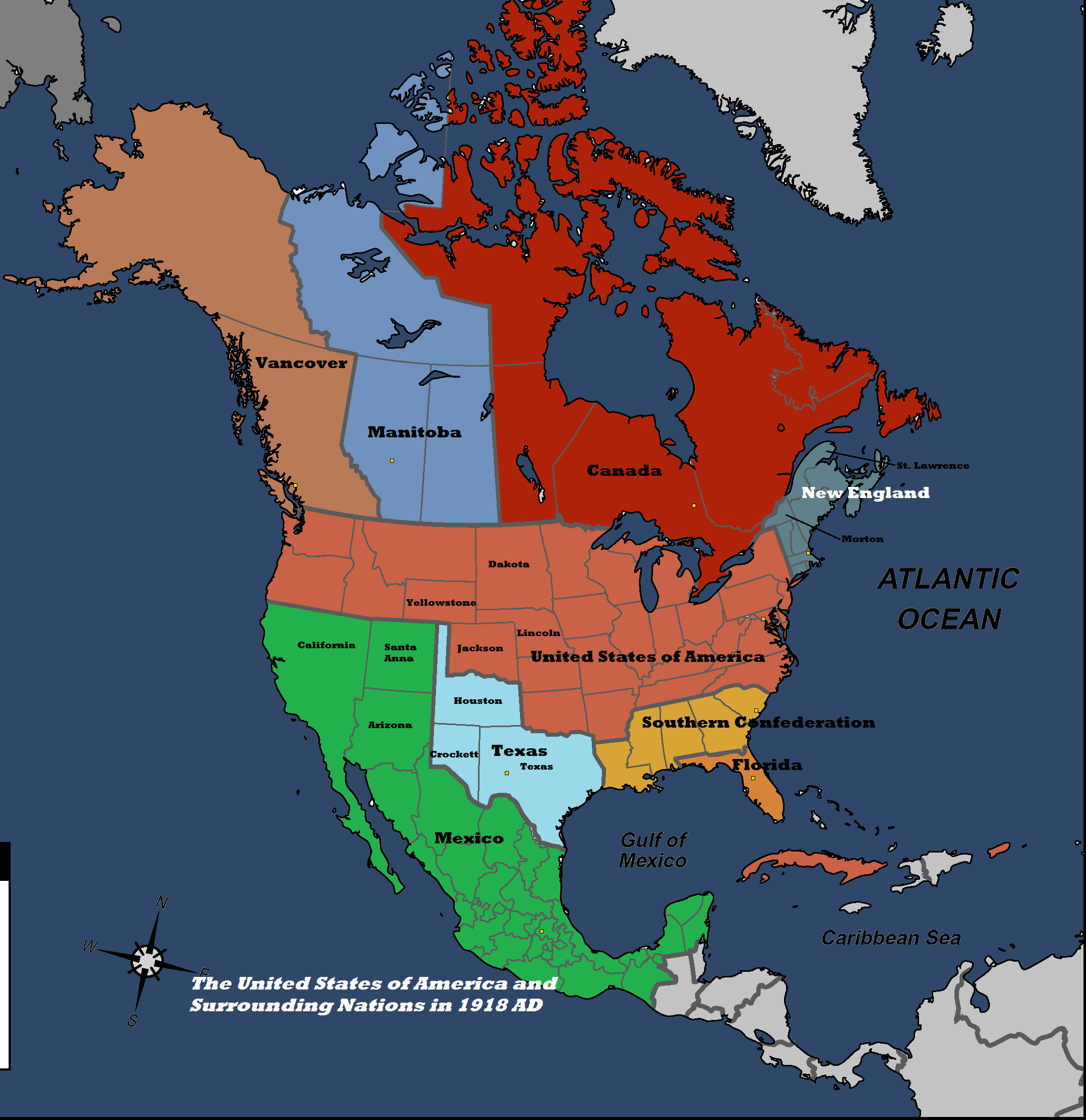 Map Thread VII Page 187 Alternate History Discussion