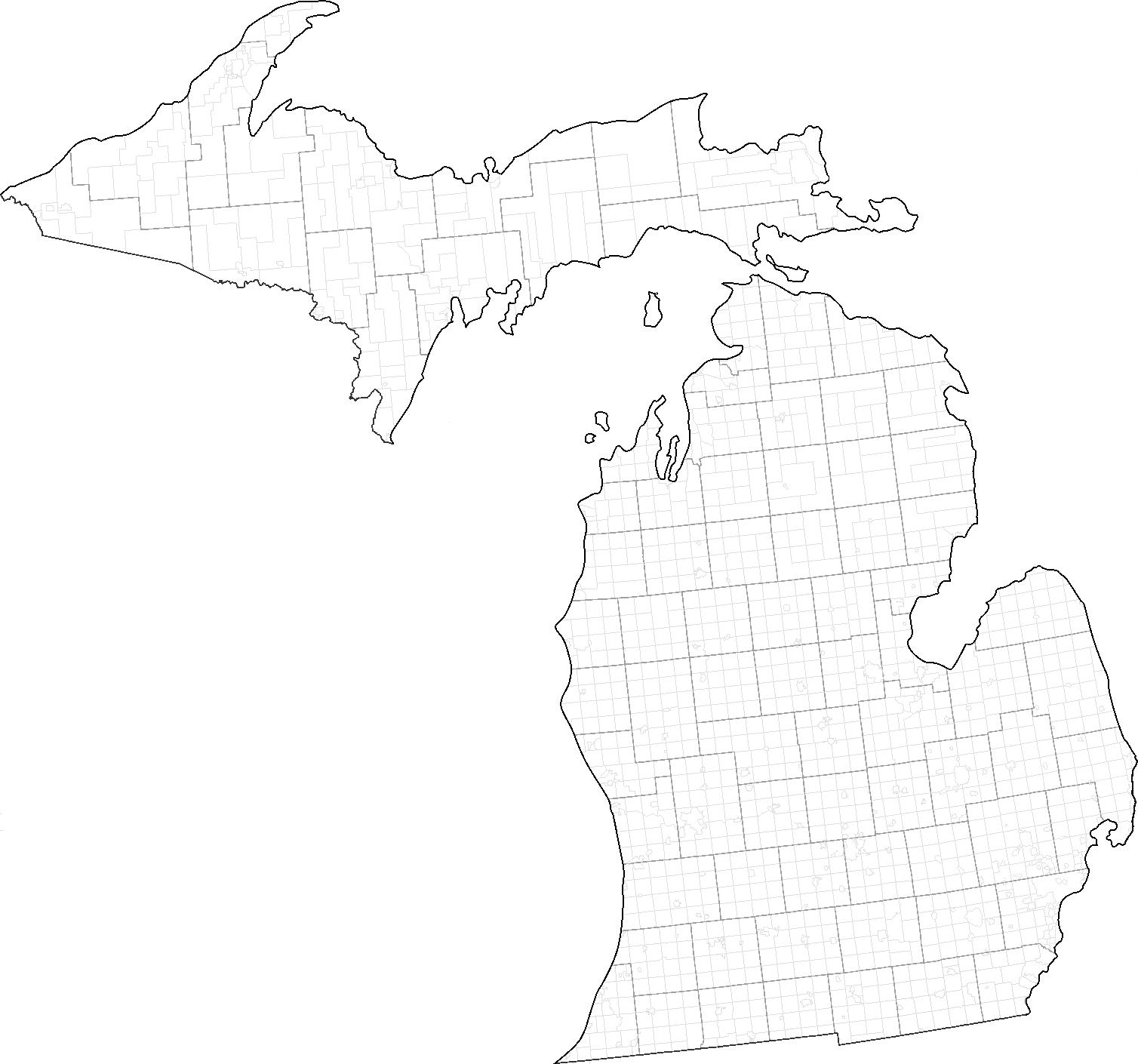 US Township Map Michigan.png