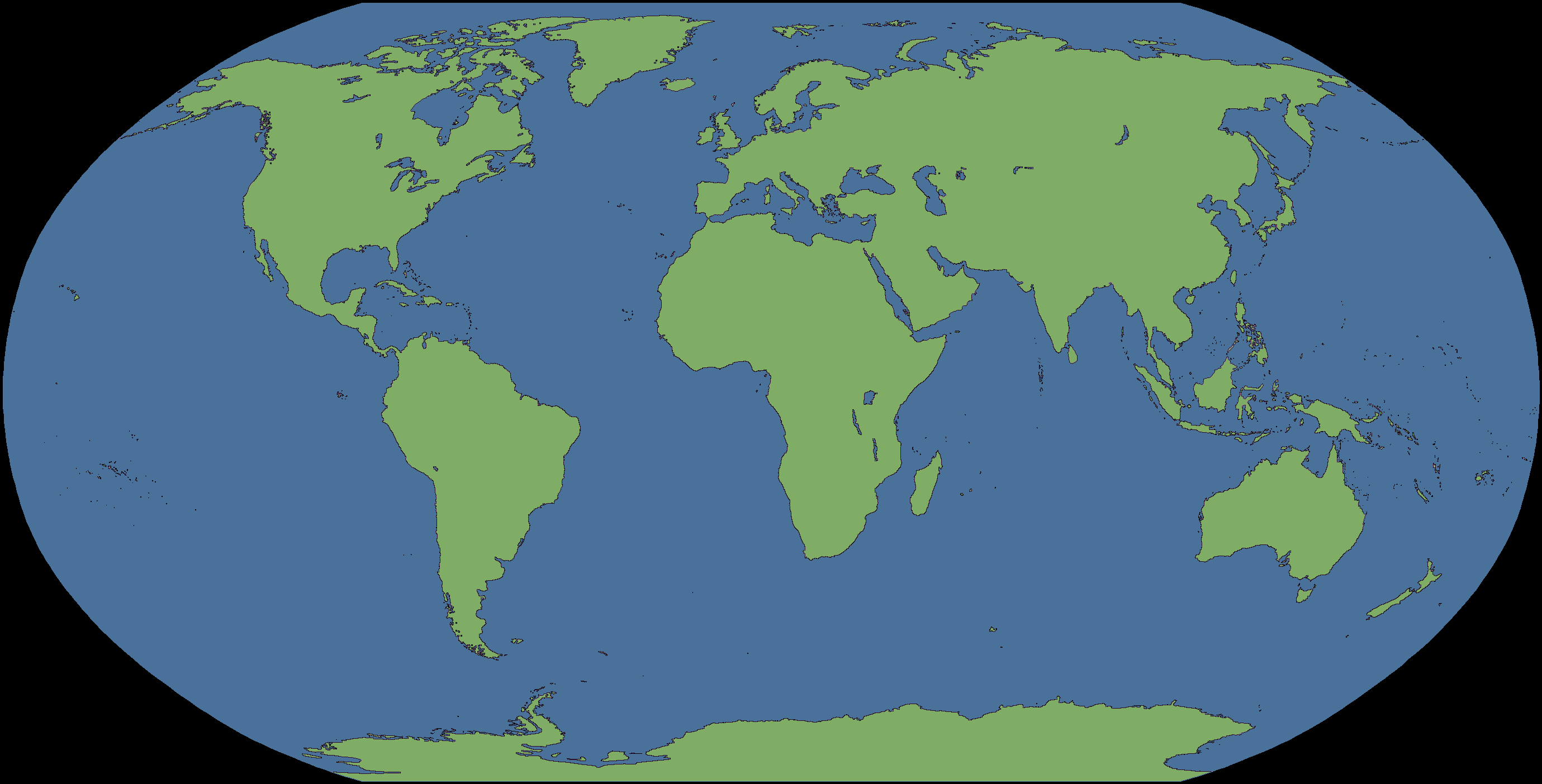 A Blank Map Thread Page Alternate History Discussion - Large blank world map
