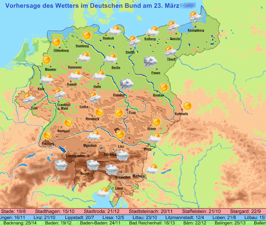 Map Thread V Page Alternate History Discussion - Germany map by year