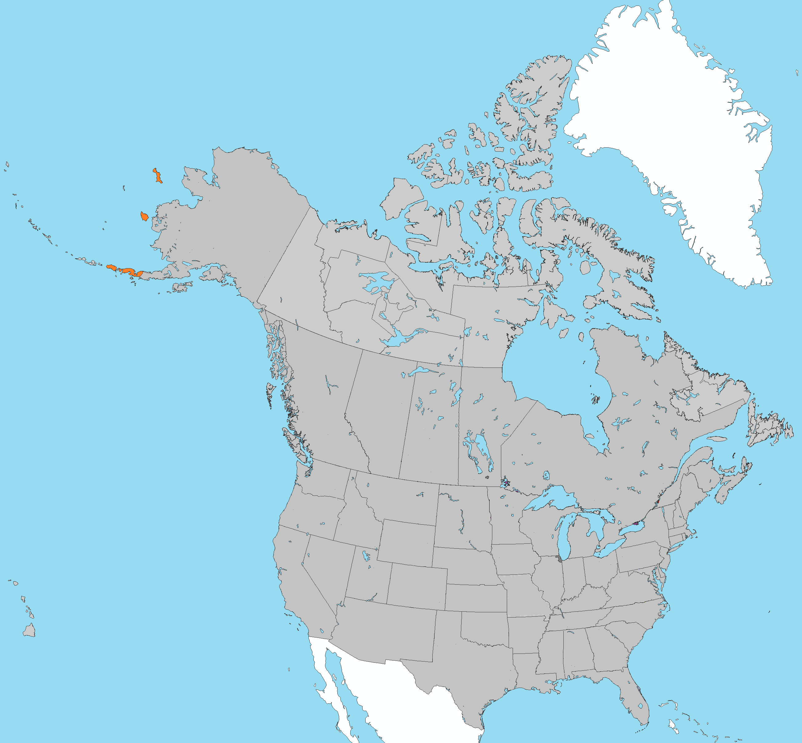 Collaborative Map Project: Parliamentary America. | Alternate