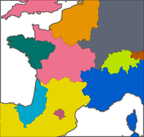 Map Of Europe Without France.Map Thread Vi Page 373 Alternate History Discussion