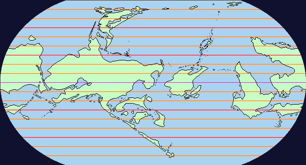 Worldbuilding II continents and latitudes.png