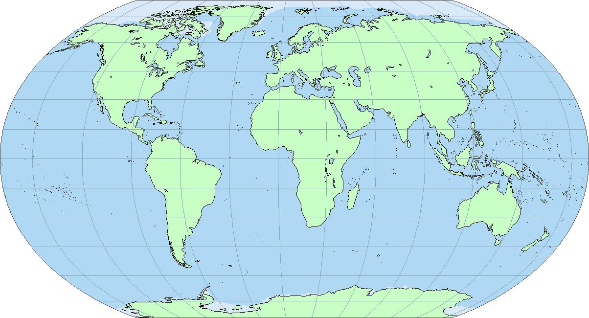 globe latitude and longitude pdf