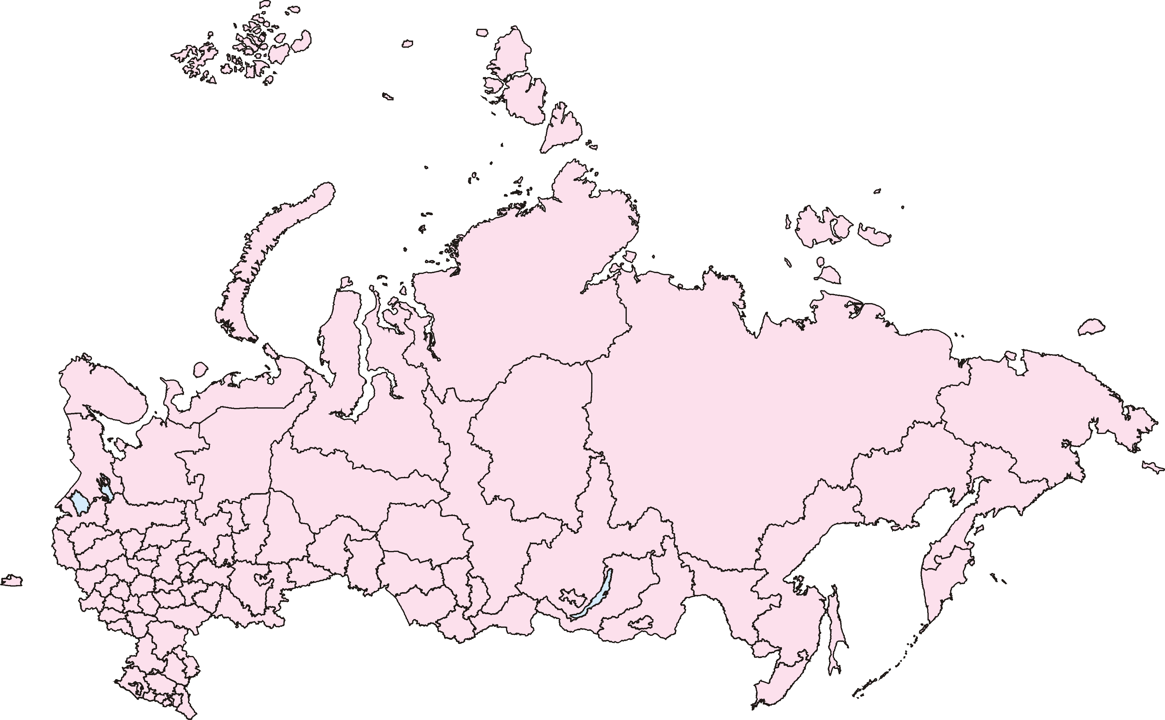 FRIEND COI Map Europe Week Eastern Europe Russia Map Printable - Blank map of russia