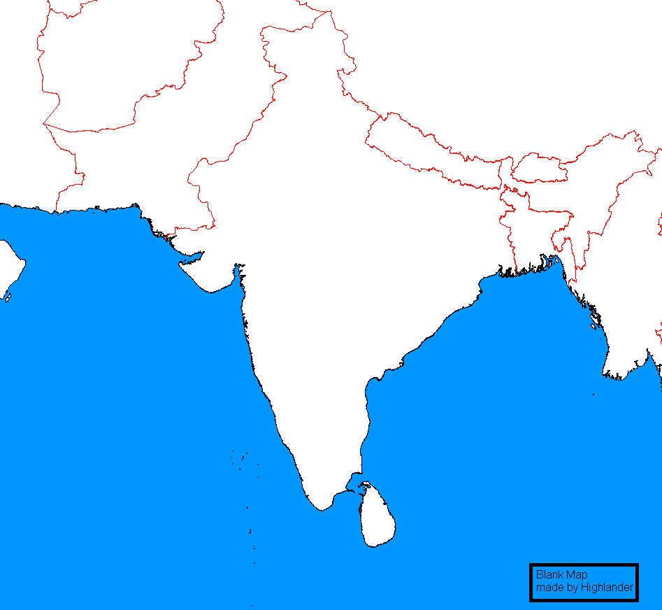 blank_map_directory:india_and_the_idian_ocean [alternatehistory.com ...