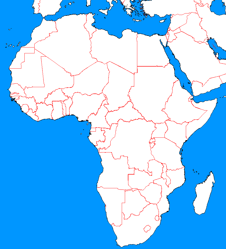 blank map directory blank map directory africa wiki