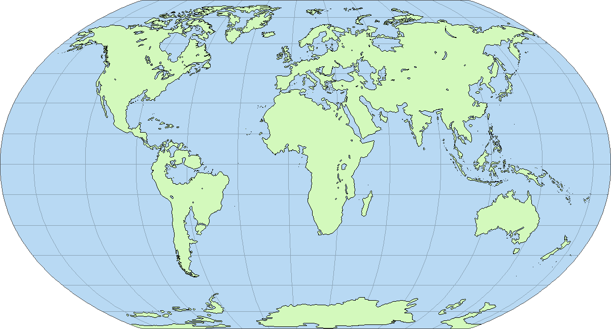 Resourcesphysmaps Alternatehistorycom Wiki - Flooded earth map