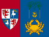 Round 78 winner: Courland colonial flags - Tobago by Petike