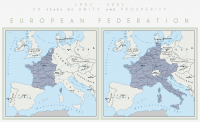 Round 50 winner: European Federation by Blomma