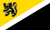 Round 2 winner: Flag of Independent Flanders by Aesirknight